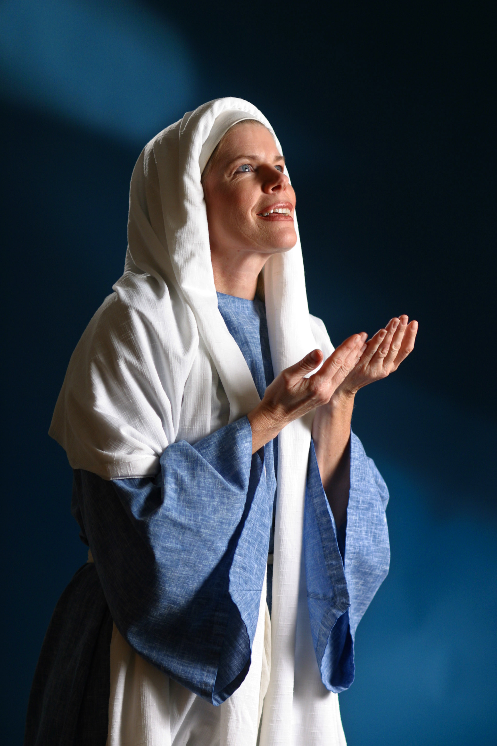 mary jesus mother biography