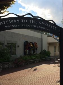 Gateway to Waynesville