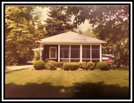 Our first home - Hudson, New Hampshire - 1980-1989