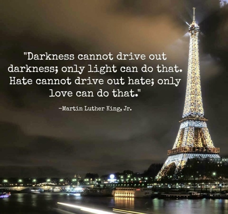 Paris MLK