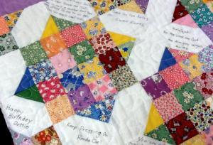 women's quilt