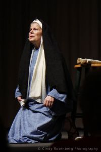 Mary at Monadnock